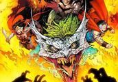 《黑暗之夜终章》:黑暗军团溃败,正义联盟逆袭拯救世界!