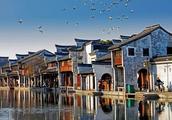 离我们项目不远,山水江南之南浔古镇,初冬走起刚刚好!