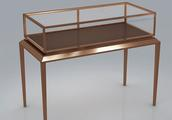 不锈钢展示柜制作(烤漆)工艺您知道吗?