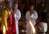 武松:武松一身戾气,方丈怕他惹祸不收,他跪在少林寺外!
